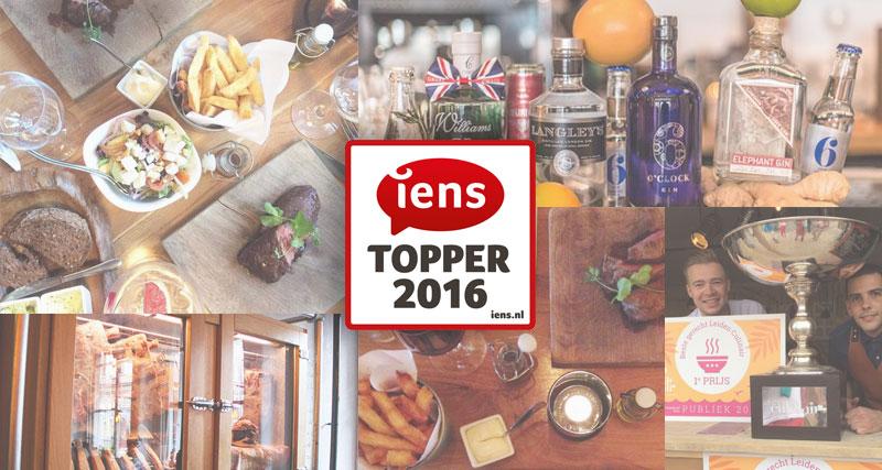 Iens topper 2016